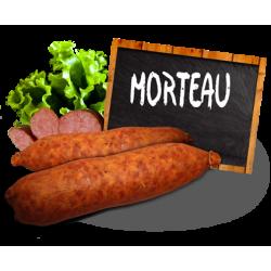 Saucisse de Morteau - Fromagerie Maison Benoit - Vente de Produits Artisanaux en Franche Comté